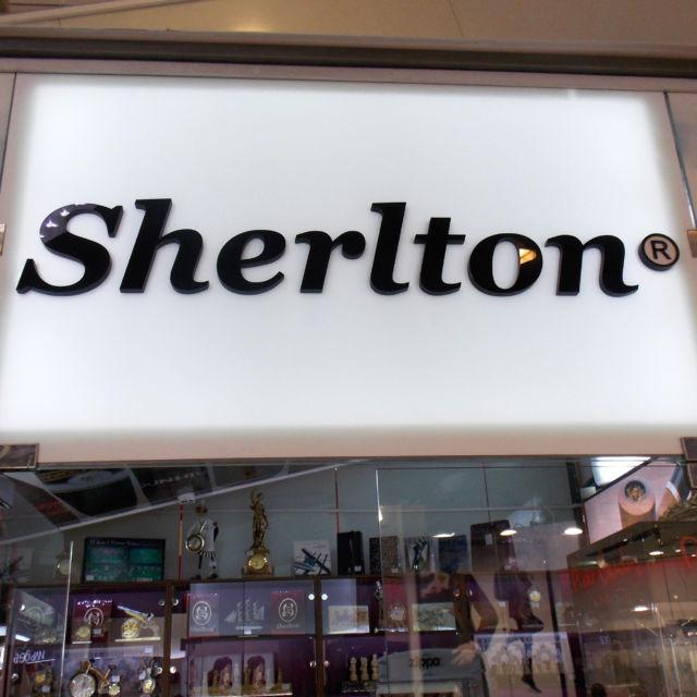 Sherlton в ТРК ПаркХаус
