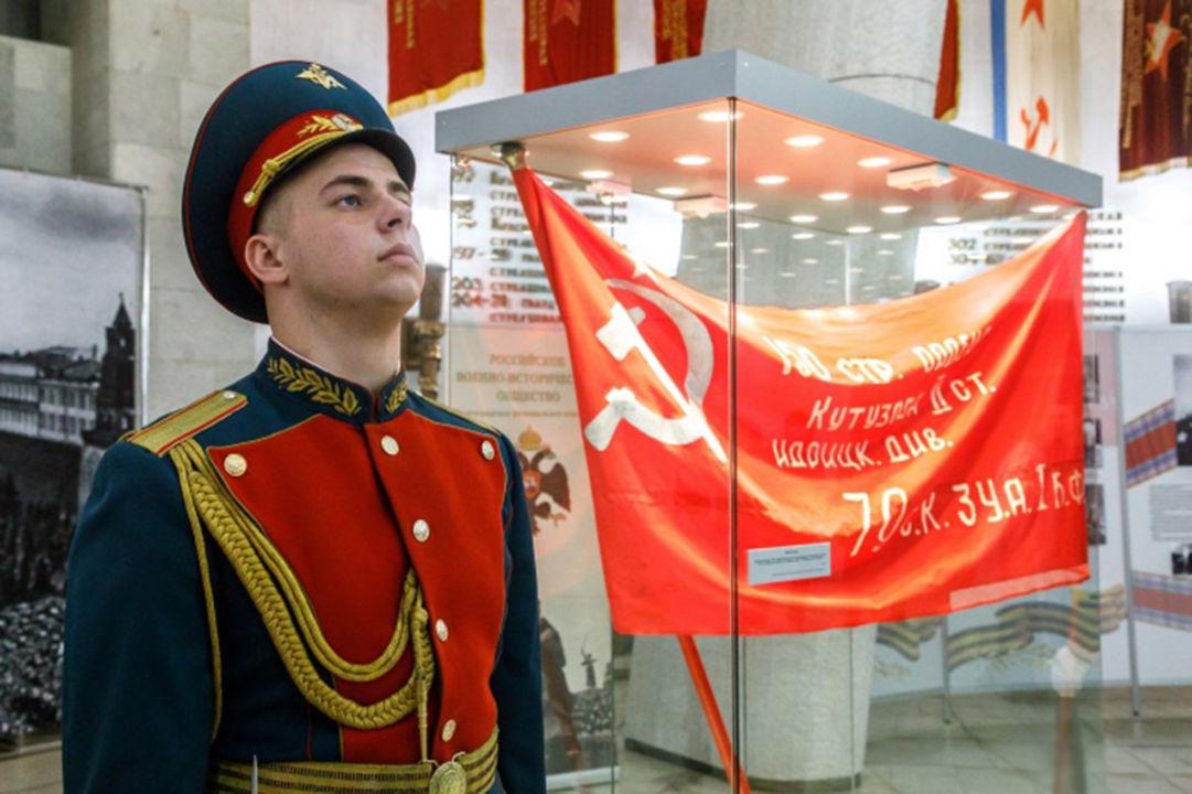 Витрина для музея Панорама Сталинградской битвы